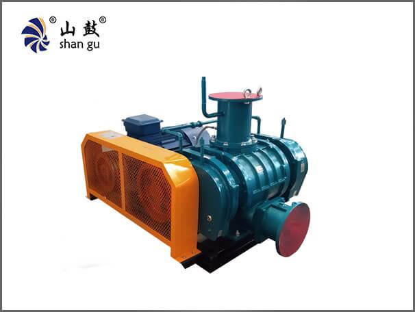 Roots Type Vacuum Pump