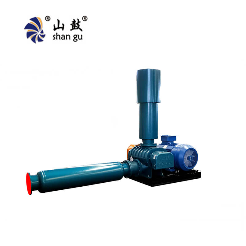 Roots Blower for Pneumatic Conveying System