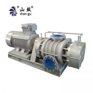Roots Type MVR Steam Compressor