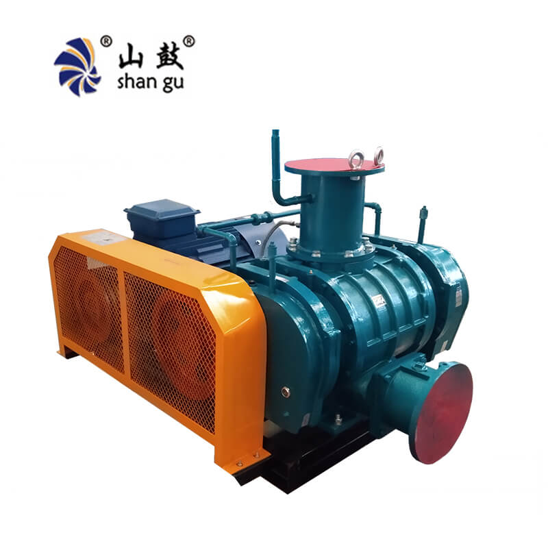 Stainless Steel 2205 Steam Compressor