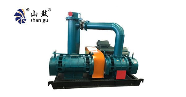 MTRR-Double Stage High Pressure Roots-Blower